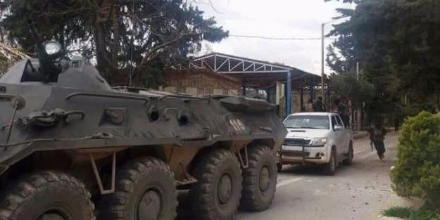 Rus askerleri Türkiye'nin vurduğu yerleri inceliyor!