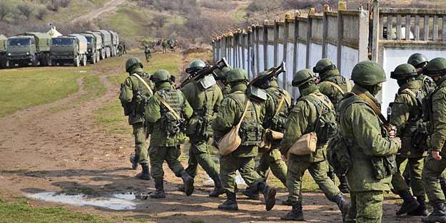 Rus askerlerine görülmemiş tehdit: Silahlarınızı bırakıp çekilin yoksa hepinizi öldüreceğiz
