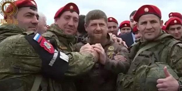 300 kişilik Çeçen askeri polis Suriye'den çekildi
