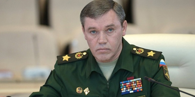 Rus Genelkurmay Başkanı'ndan ABD açıklaması