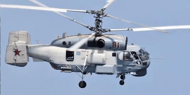 Rus istihbarat helikopteri düştü!
