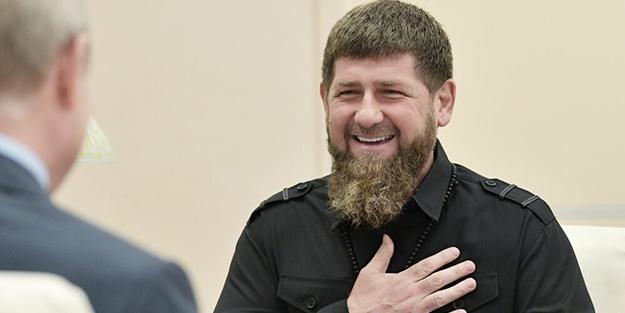 Rus kuklası Kadirov'dan Putin'e görülmemiş yalakalık