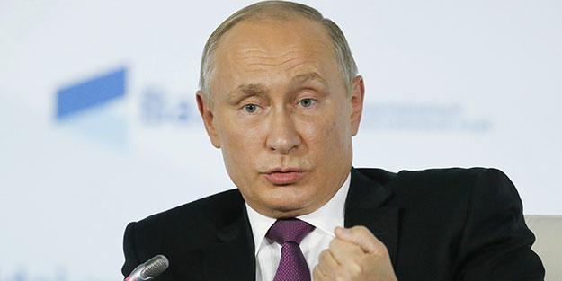 Rus lider Putin'den flaş Filistin kararı