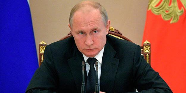 Rus lider Putin'in 'sabote' suçlamasına jet cevap