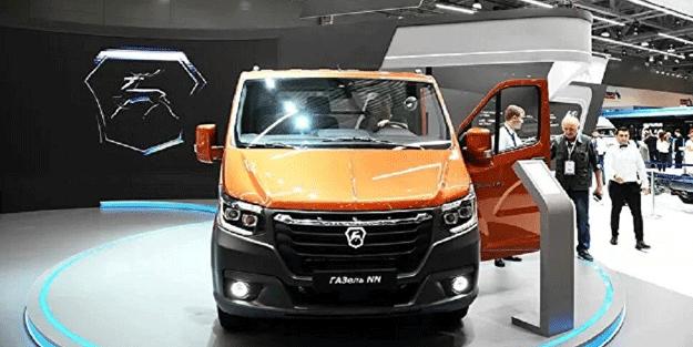 Rus otomotiv devi, Türkiye'de üretime başladı