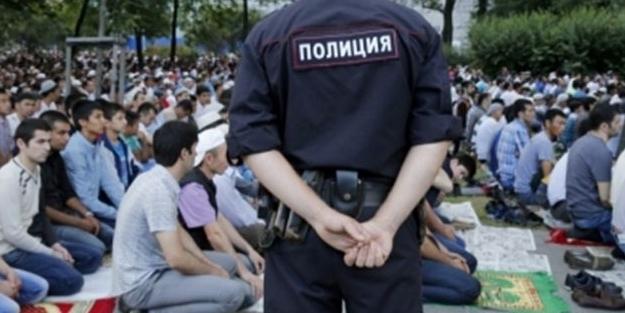 Rus polisinden camide kimlik sorgusu!