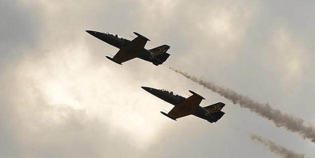 Rus savaş uçakları ölüm saçtı!