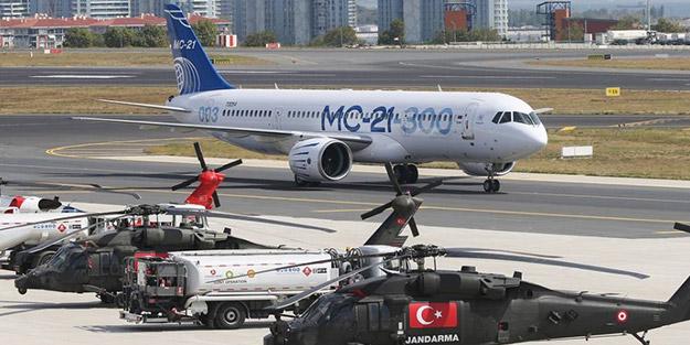 Rus şirketinin başkanı açıkladı: Türkiye ve Rusya uçakların teslimatını görüşüyor