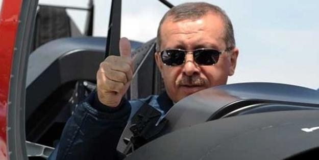 Rus uçağı düşürülünce 'pilot Erdoğan' klibi patladı!