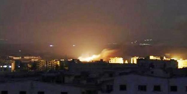 Rus uçakları fosfor bombasıyla saldırdı!