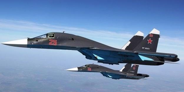 Rus uçakları yine sınırı şaşırdı!