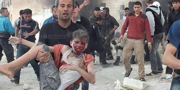 Rusya yine ölüm saçtı: 15 sivil katledildi