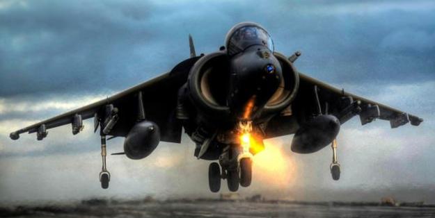 Rus ve Esed uçakları Türkiye sınırını vurdu