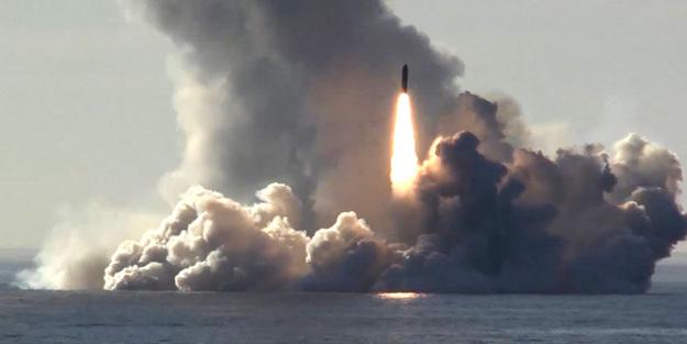 Ruslardan 160 atom bombası gücünde füze!