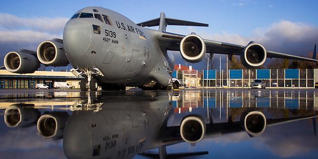 Ruslardan flaş iddia: İçinde nükleer silah bulunan askeri uçak İncirlik'e doğru yola çıktı