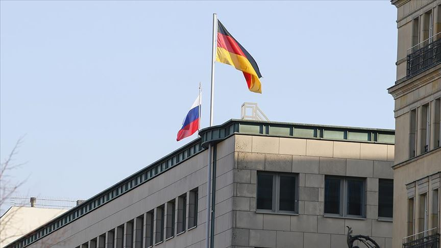 Rusya, 2 Alman diplomatı 'istenmeyen kişi' ilan etti