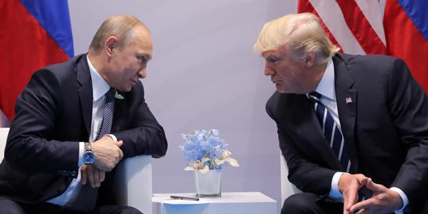 Rusya: ABD Suriye'yi bir daha vurursa...