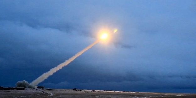 Rusya ateşledi! Sınırsız seyir kabiliyeti var