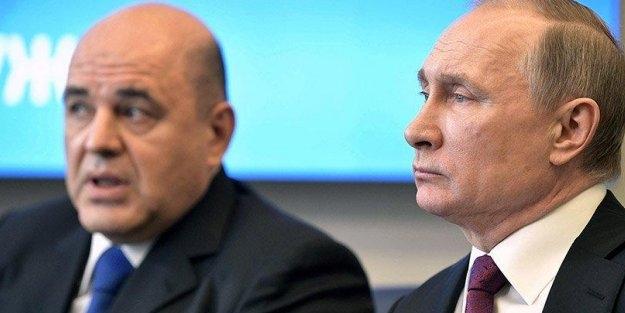 Rusya Başbakanı koronavirüse yakalandı!