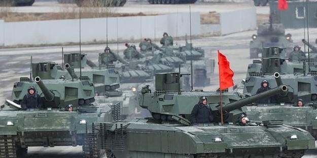 Rusya 'Benzeri bulunmayan' tankın testlerine başlıyor