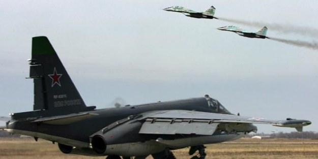Rusya destekli hava üssüne saldırı: 141 ölü!