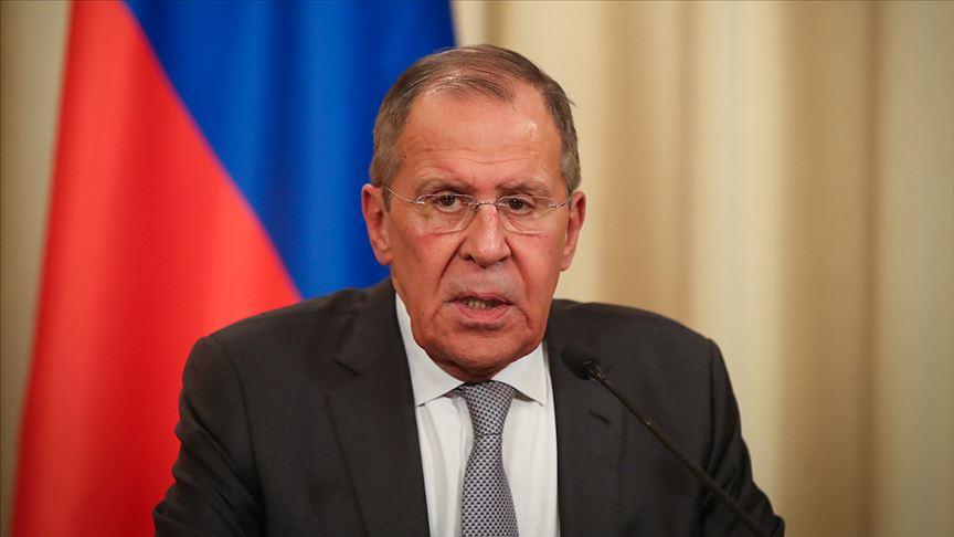 Rusya Dışişleri Bakanı Lavrov: Moskova'daki Libya görüşmeleri Berlin Konferansı için hazırlık