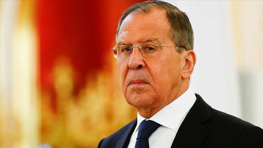 Rusya Dışişleri Bakanı Lavrov'un Suriye'de 'güvenli bölge' açıklaması