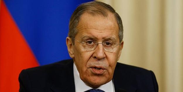Lavrov karantina altına girdi
