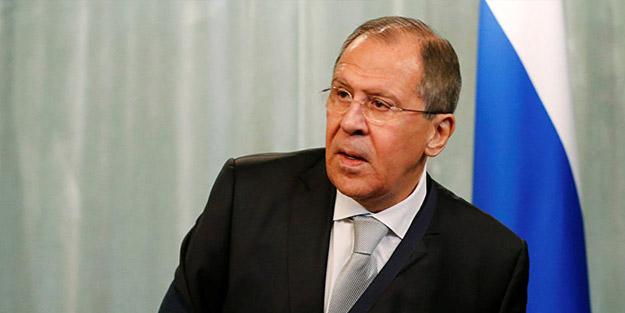 Rusya Dışişleri'nden açıklama: Ülkenizi dış diktaya karşı koymanızda destekliyoruz
