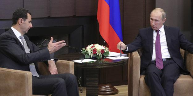 Rusya, Esed kararını tüm dünyaya duyurdu