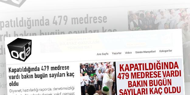 Rusya-Esed Mehmetçiklere, Odatv medreselere saldırıyor