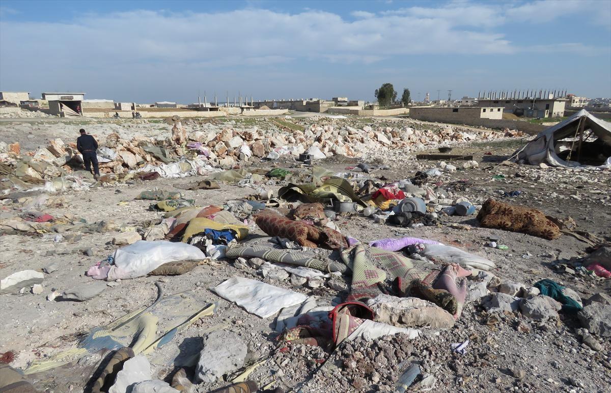Rusya İdib'de insan kıyımına devam ediyor