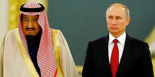 Rusya ile Suudi Arabistan anlaştı...