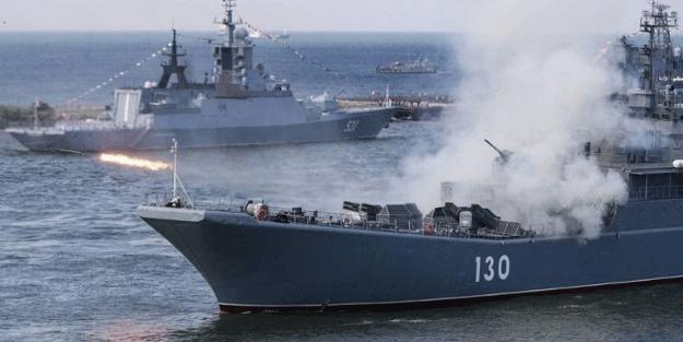 Rusya, Karadeniz'de füzelerini ateşledi