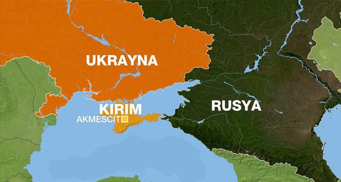 Rusya kontrolünde kuruldu... Duyuru yapıldı...