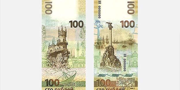 Rusya o ülkede para bastı