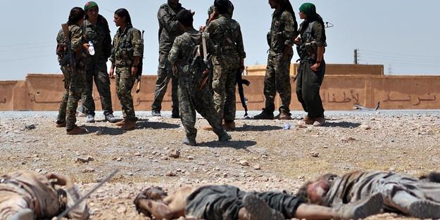 Rusya PKK'yı vurdu! Teröristler çıldırdı...