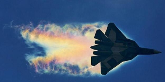Rusya resmen açıkladı! Su-57 savaş uçaklarından muharebe uçuşu