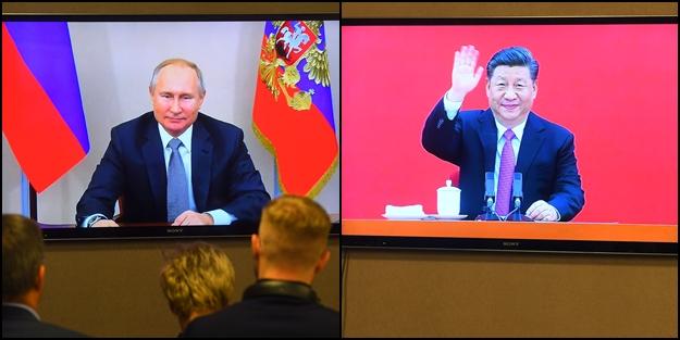 Rusya ve Çin, Sibirya'nın Gücü'nü hayata geçirdi!