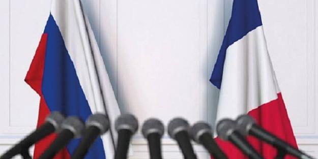 Rusya ve Fransa'dan dünya dışı anlaşma!