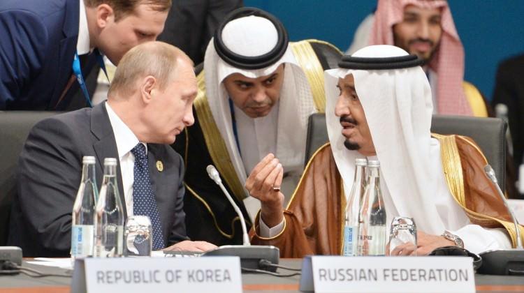 Rusya ve S. Arabistan'dan dev adım! Anlaşma hazır