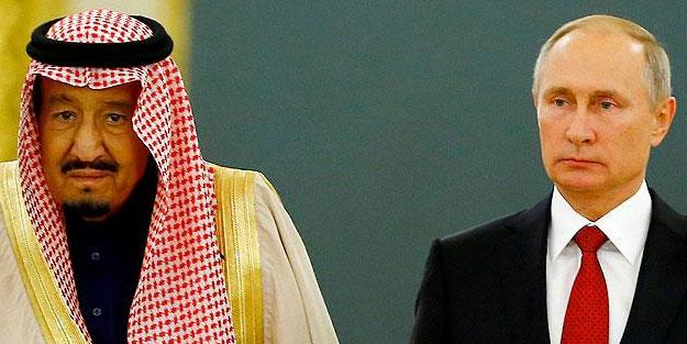 Rusya-Suudi Arabistan geriliminde flaş gelişme