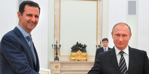 Rusya yine zalim Esed'i savundu… Hem de bakın nasıl!