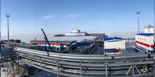 Rusya Yüzer Santrali hizmete soktu