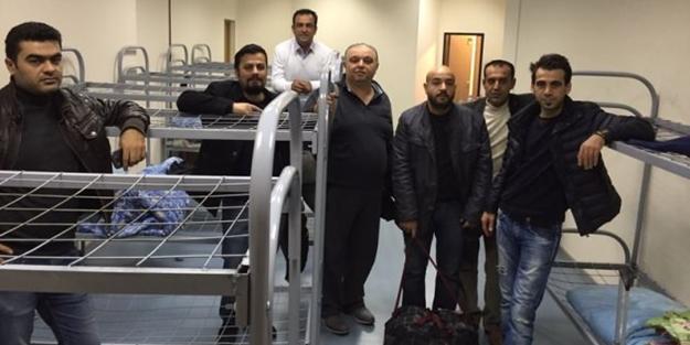 Türk yolculara Rus işkencesi