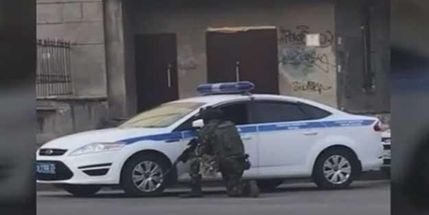 Rusya'da istihbarat binasına saldırı: 3 ölü