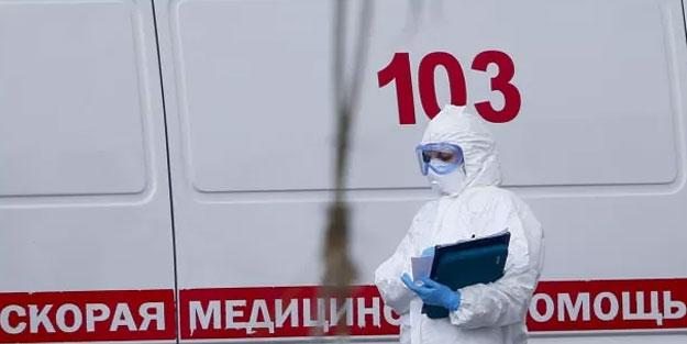 Rusya'da koronavirüs vaka sayısı patladı
