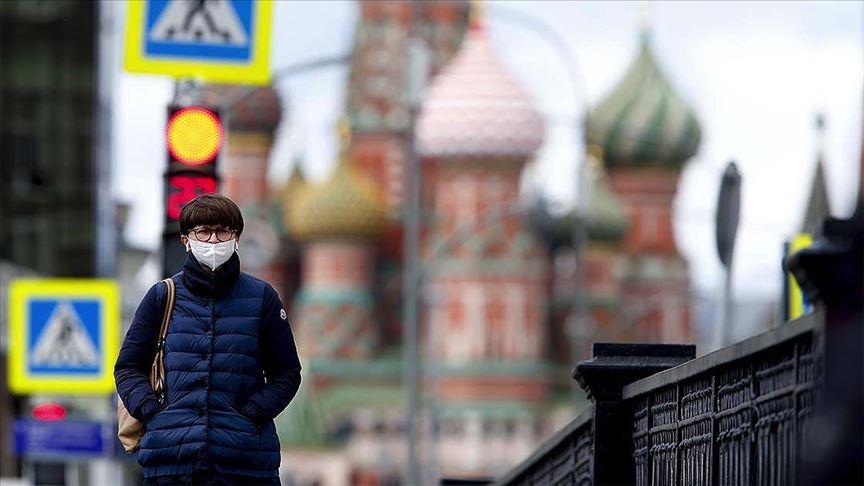 Rusya'da Kovid-19 vaka sayısı 317 bini aştı