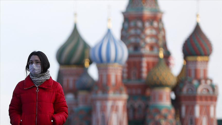 Rusya'da Kovid-19 vakası 59'a ulaştı