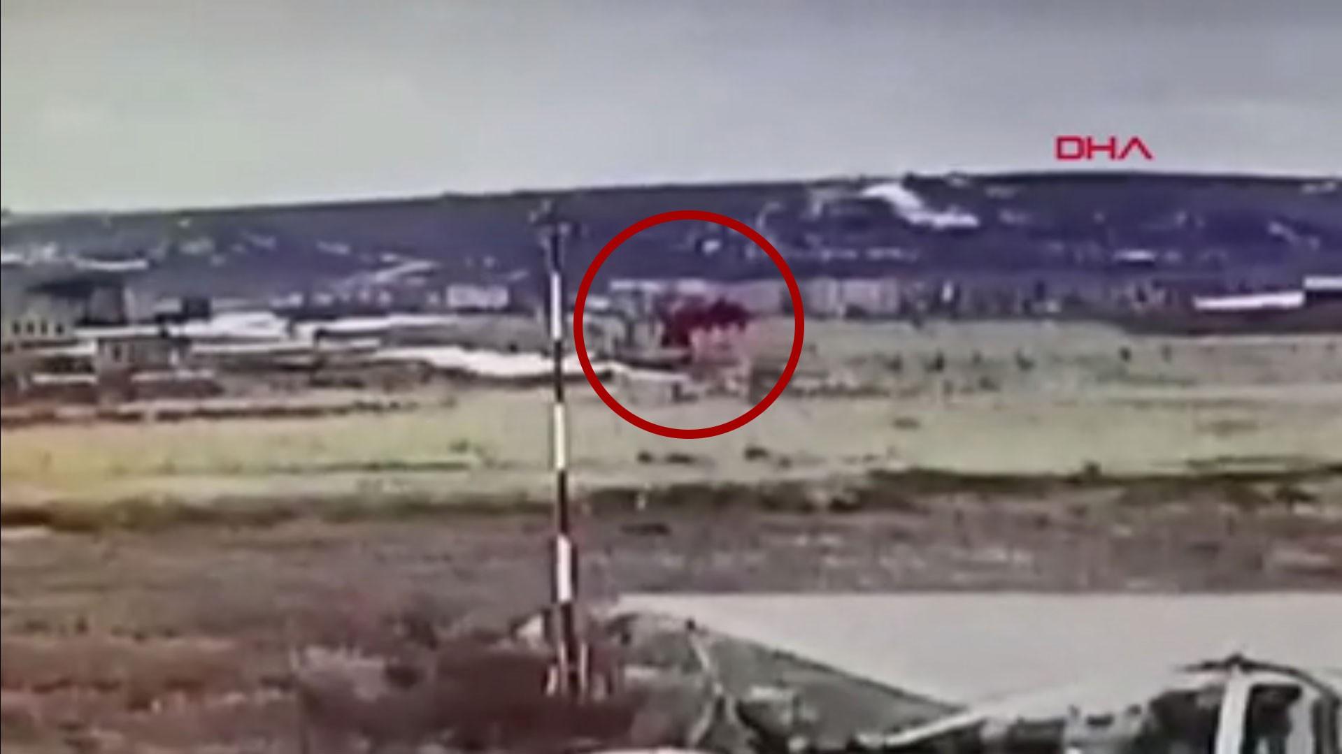 Rusya'da askeri helikopter yere çakıldı! Ölüler var